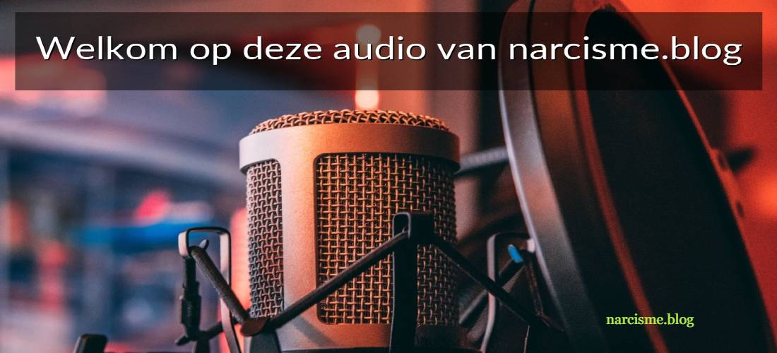 Scheiding van een narcist: audio – podcast